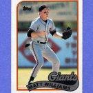 1989 Topps Baseball #628 Matt Williams - San Francisco Giants