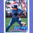 1989 Topps Baseball #618 Rance Mulliniks - Toronto Blue Jays