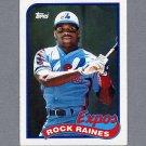 1989 Topps Baseball #560 Tim Raines - Montreal Expos Ex