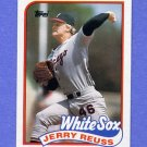 1989 Topps Baseball #357 Jerry Reuss - Chicago White Sox