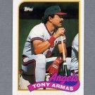 1989 Topps Baseball #332 Tony Armas - California Angels ExMt