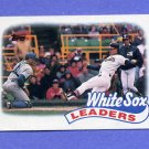 1989 Topps Baseball #021 Greg Walker / Chicago White Sox TL