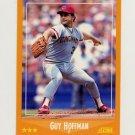 1988 Score Baseball #609 Guy Hoffman - Cincinnati Reds