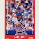 1988 Score Baseball #325 Gary Carter - New York Mets