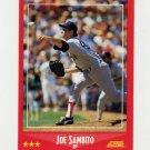 1988 Score Baseball #314 Joe Sambito - Boston Red Sox