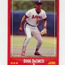 1988 Score Baseball #239 Doug DeCinces - California Angels