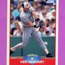 1989 Score Baseball #506 Ken Gerhart - Baltimore Orioles