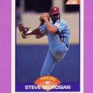 1989 Score Baseball #260 Steve Bedrosian - Philadelphia Phillies