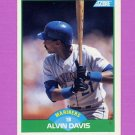 1989 Score Baseball #051 Alvin Davis - Seattle Mariners