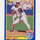 1990 Score Baseball #610 Mario Gozzo RC - Toronto Blue Jays