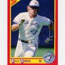 1990 Score Baseball #425 Kelly Gruber - Toronto Blue Jays