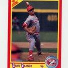 1990 Score Baseball #273 John Franco - Cincinnati Reds