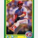 1990 Score Baseball #087 Rick Mahler - Cincinnati Reds