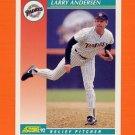 1992 Score Baseball #263 Larry Andersen - San Diego Padres