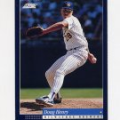 1994 Score Baseball #119 Doug Henry - Milwaukee Brewers