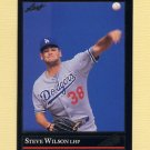 1992 Leaf Baseball Black Gold #161 Steve Wilson - Los Angeles Dodgers