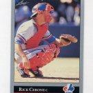 1992 Leaf Baseball #523 Rick Cerone - Montreal Expos