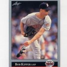 1992 Leaf Baseball #506 Bob Kipper - Minnesota Twins