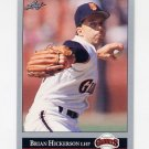 1992 Leaf Baseball #280 Bryan Hickerson - San Francisco Giants