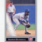 1992 Leaf Baseball #249 Shawon Dunston - Chicago Cubs