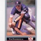 1992 Leaf Baseball #235 Tim Naehring - Boston Red Sox