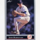 1992 Leaf Baseball #189 John Habyan - New York Yankees