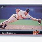 1992 Leaf Baseball #184 Billy Ripken - Baltimore Orioles