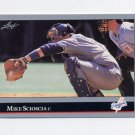 1992 Leaf Baseball #165 Mike Scioscia - Los Angeles Dodgers