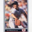 1992 Leaf Baseball #022 Joe Hesketh - Boston Red Sox