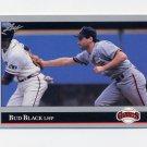 1992 Leaf Baseball #003 Bud Black - San Francisco Giants