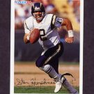 1994 Fleer Football #403 Stan Humphries - San Diego Chargers