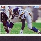 1994 Fleer Football #299 Randall McDaniel - Minnesota Vikings