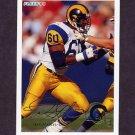 1994 Fleer Football #266 Fred Stokes - Los Angeles Rams