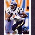 1994 Fleer Football #258 Nate Lewis - Los Angeles Rams