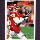 1994 Fleer Football #218 J.J. Birden - Kansas City Chiefs
