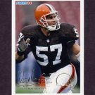 1994 Fleer Football #099 Clay Matthews - Cleveland Browns