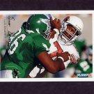 1994 Fleer Football #013 Luis Sharpe - Arizona Cardinals