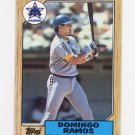 1987 Topps Baseball #641 Domingo Ramos - Seattle Mariners