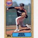 1987 Topps Baseball #330 Mike Scott - Houston Astros