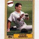 1987 Topps Baseball #100 Steve Garvey - San Diego Padres