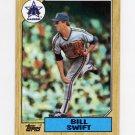1987 Topps Baseball #067 Bill Swift - Seattle Mariners