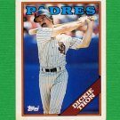 1988 Topps Traded Baseball #121T Dickie Thon - San Diego Padres