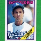 1988 Topps Baseball #753 Danny Heep - Los Angeles Dodgers