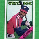 1988 Topps Baseball #739 Daryl Boston - Chicago White Sox