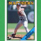1988 Topps Baseball #738 Scott Bankhead - Seattle Mariners
