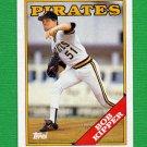 1988 Topps Baseball #723 Bob Kipper - Pittsburgh Pirates