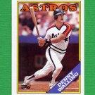 1988 Topps Baseball #719 Denny Walling - Houston Astros