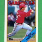 1988 Topps Baseball #689 Tom Pagnozzi RC - St. Louis Cardinals