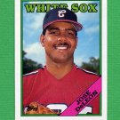 1988 Topps Baseball #634 Jose DeLeon - Chicago White Sox