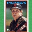 1988 Topps Baseball #596 John Kruk - San Diego Padres